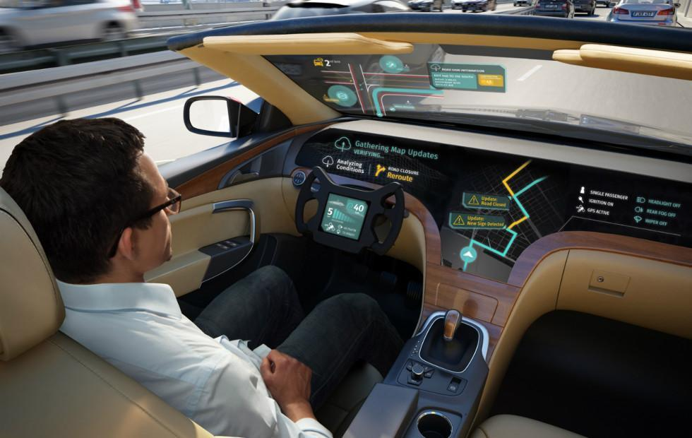 LG, HERE join forces on self-driving car tech