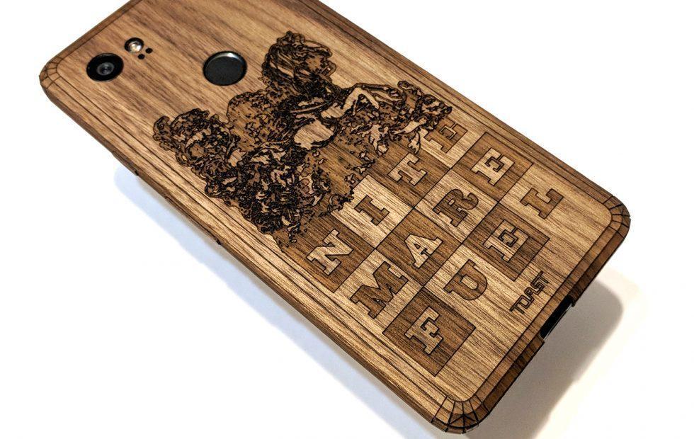 Unique gift idea: Toast custom wood device covers