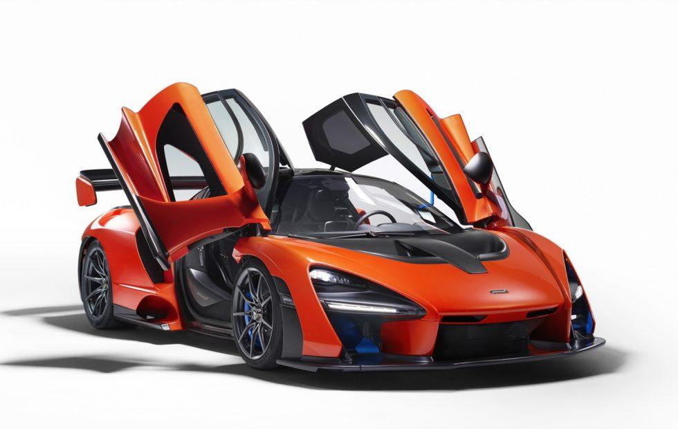 McLaren Senna: 5 facts about this epic road-legal racer