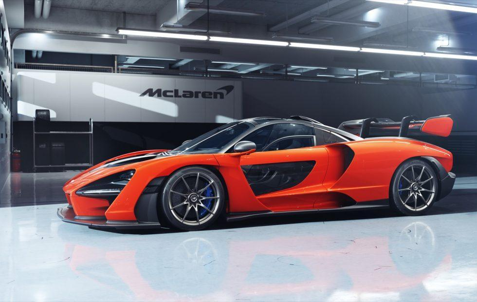 This is the McLaren Senna: Compromise is not an option
