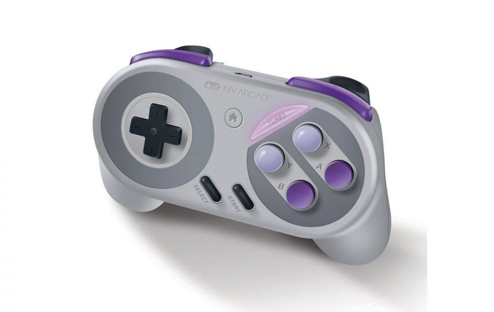 This SNES Classic wireless gamepad brings back the TURBO button