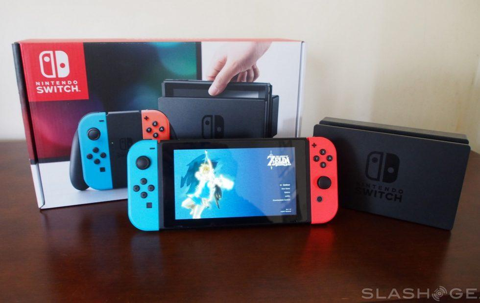 Nintendo Switch hits a major sales goal three months ahead of schedule