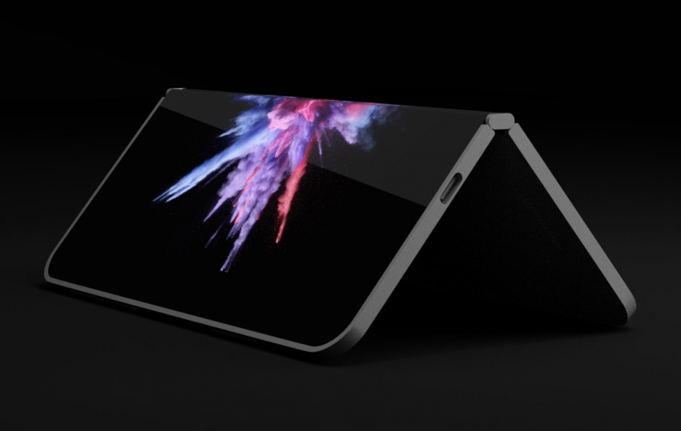 Microsoft Andromeda folding tablet would be an Android dream