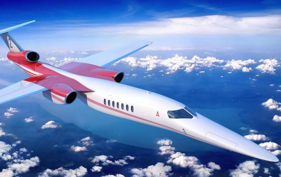 Lockheed Martin, Aerion will build the first ever supersonic business jet