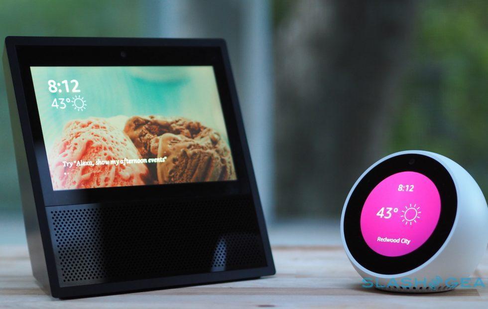 Echo Spot vs Echo Show: Amazon's Alexa screen showdown