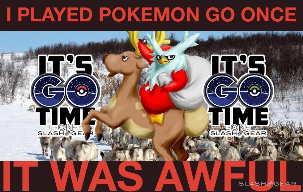 Pokemon GO News: Christmas is going to be terrible
