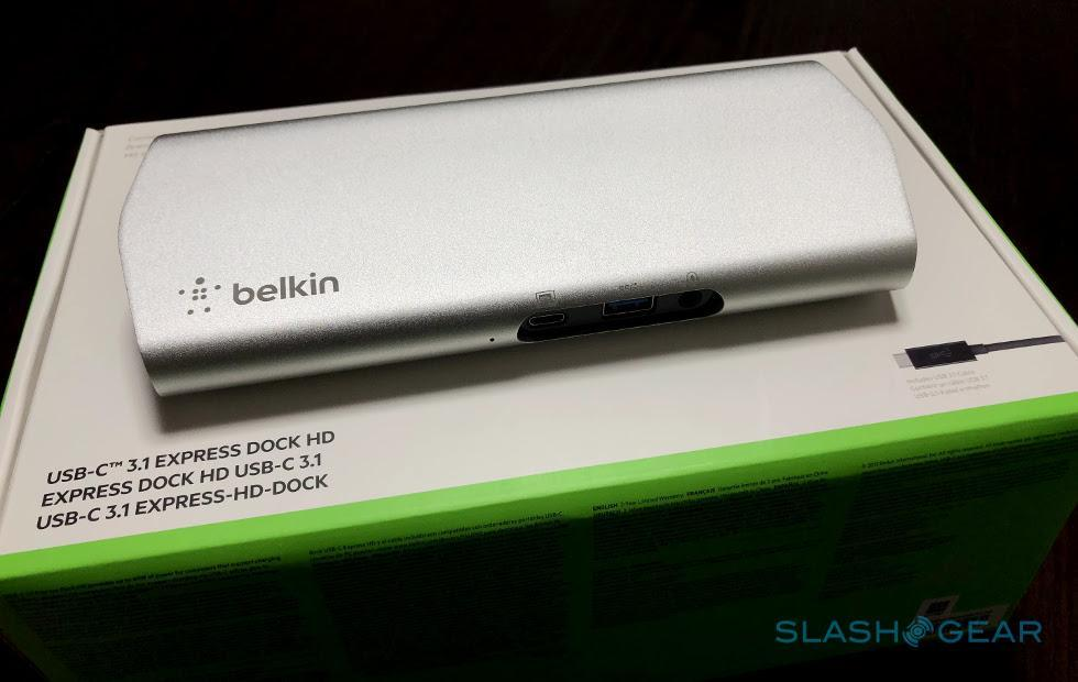 Belkin USB-C Express Dock 3.1 HD Review
