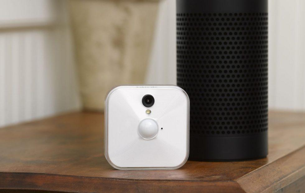 Amazon buys Blink wire-free connected camera startup
