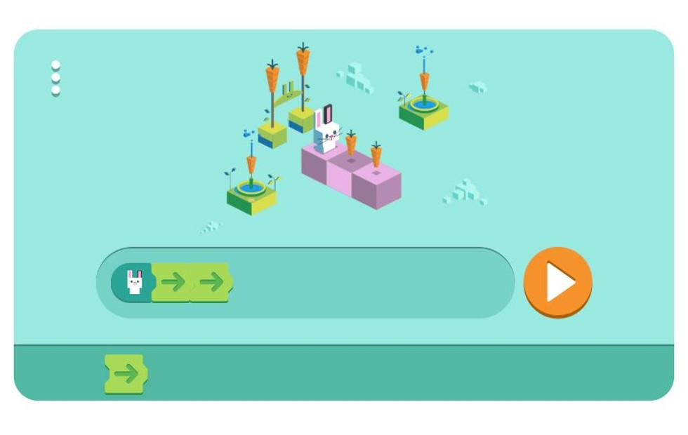 Google Doodle marks 50 years of teaching kids to code