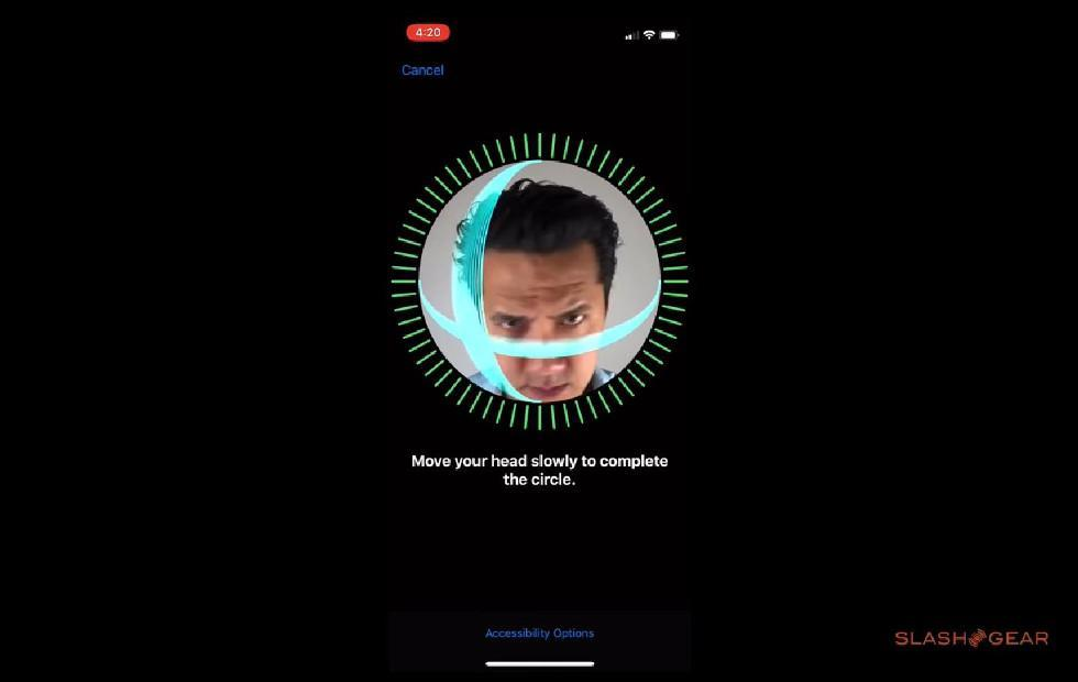 Apple might be sharing Face ID data with apps too freely