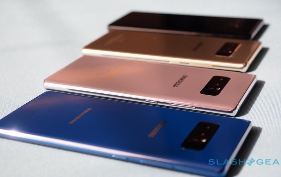 Galaxy Note 8 battery has a different but serious problem