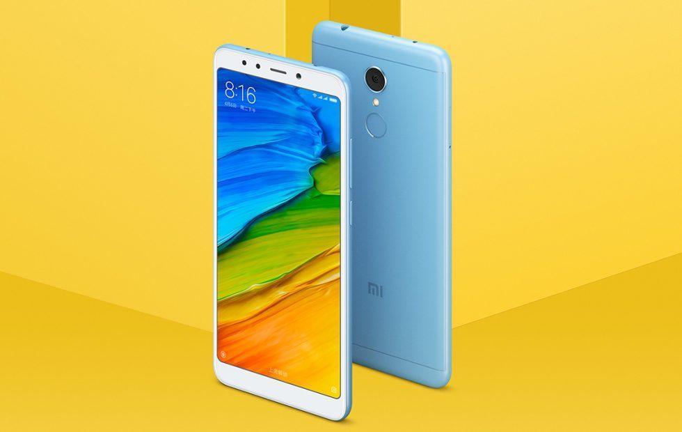 Xiaomi Redmi 5 Plus has 6-inch FHD+ display for $150