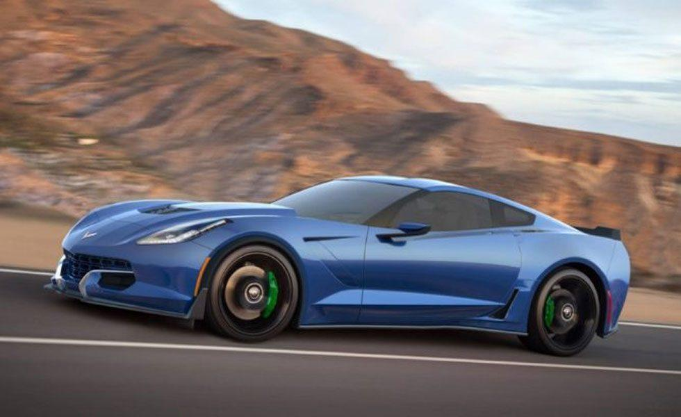 Genovation Cars to bring electric Corvette C7 to CES 2018