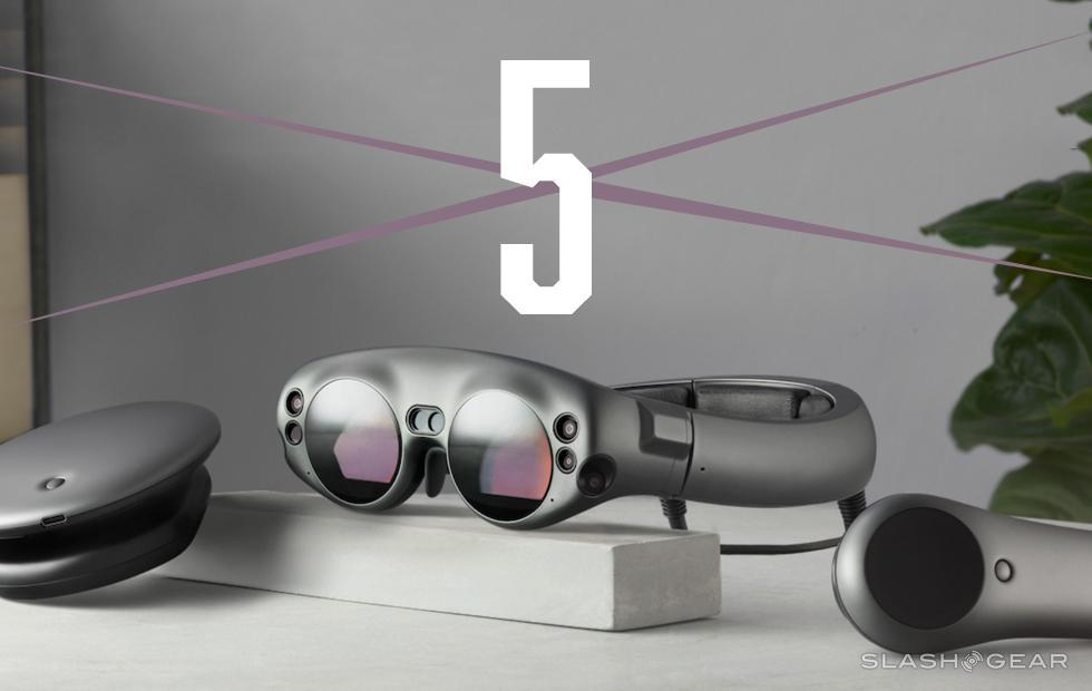 Magic Leap: 5 things to know about the AR goggles