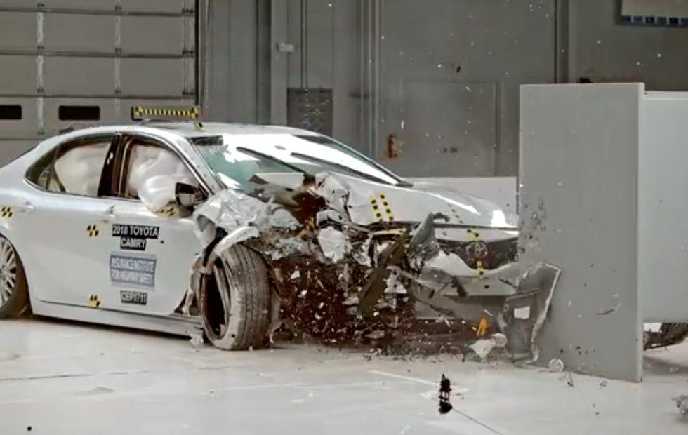 Only these 15 cars passed 2018's toughest crash tests