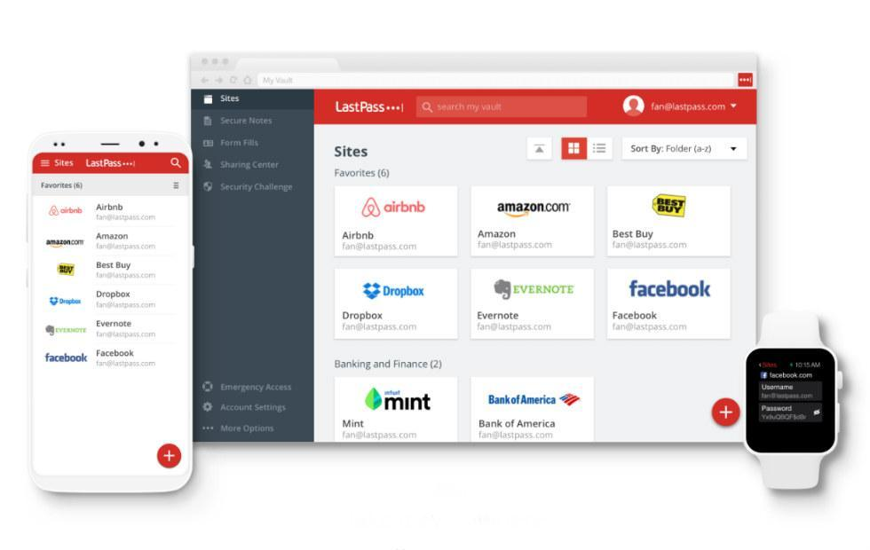 LastPass Authenticator for Android update fixes security vulnerability