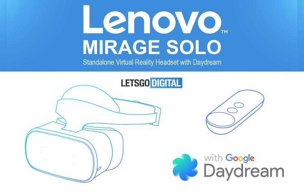 Lenovo Mirage Solo is the last standalone Daydream headset standing