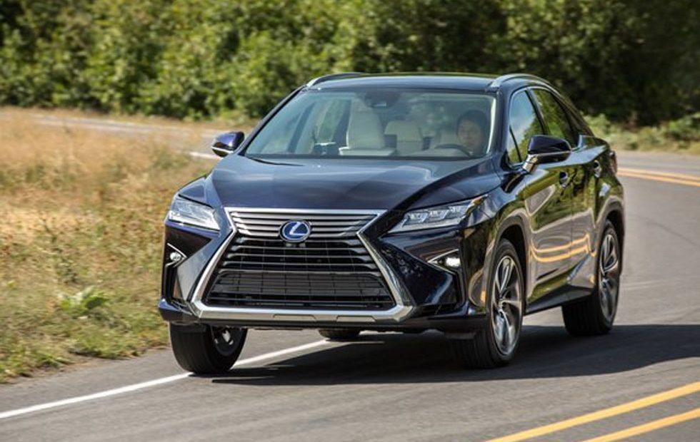 2018 Lexus RX Hybrid tipped to shed $7,340
