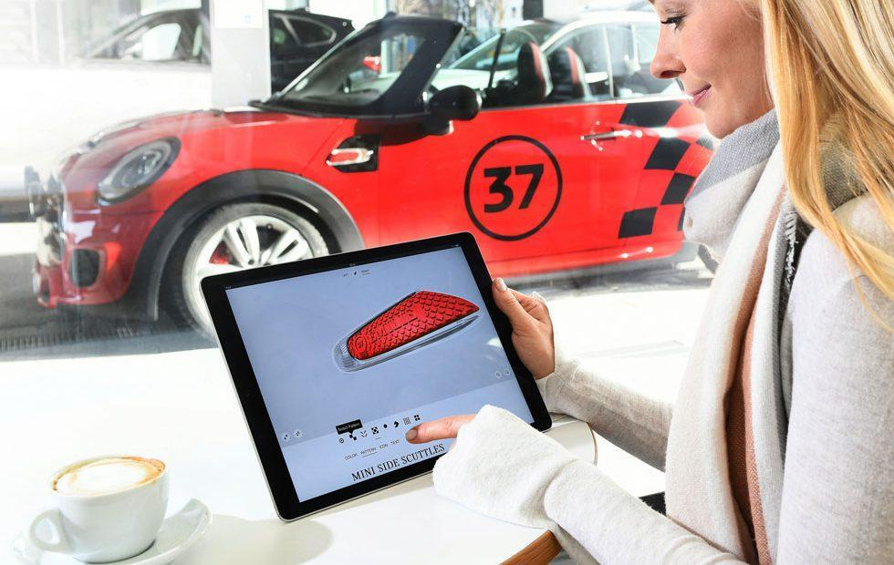 Mini Yours Customised literally lets you put your signature style on your car