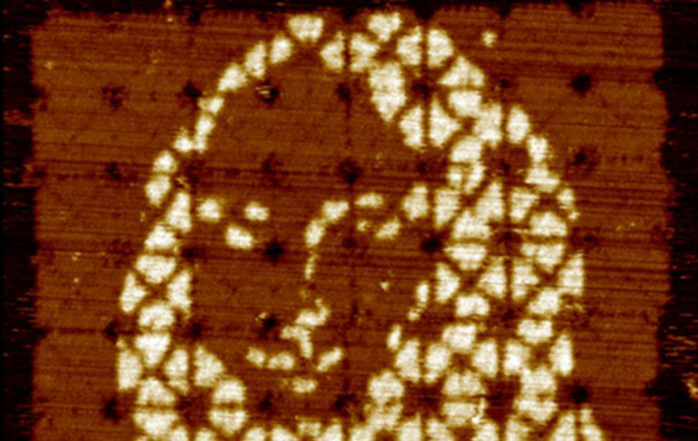 World's smallest Mona Lisa is on a DNA canvas