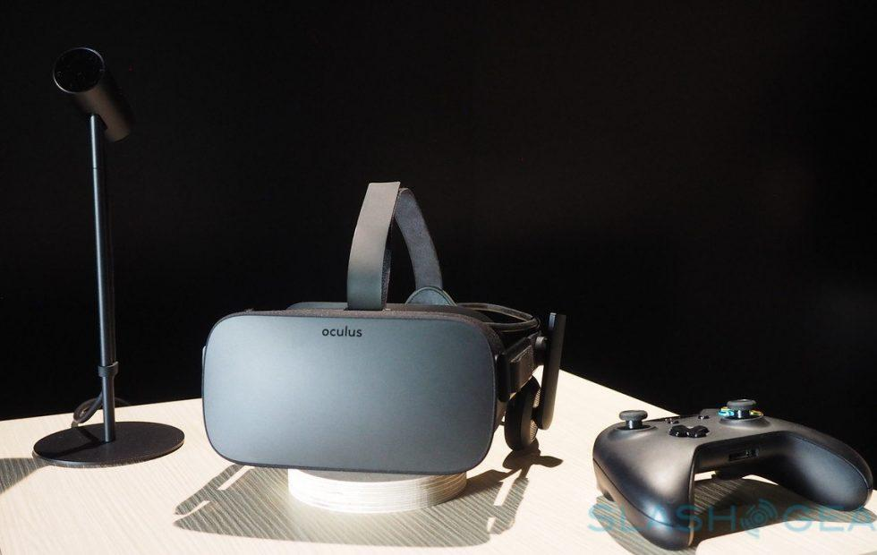 Oculus Rift gets a holiday price drop, but it won't last long