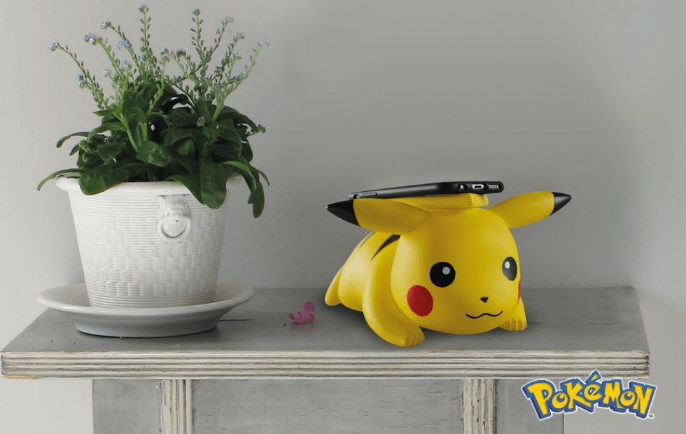 Pikachu Charger is the most adorable way to charge your phone
