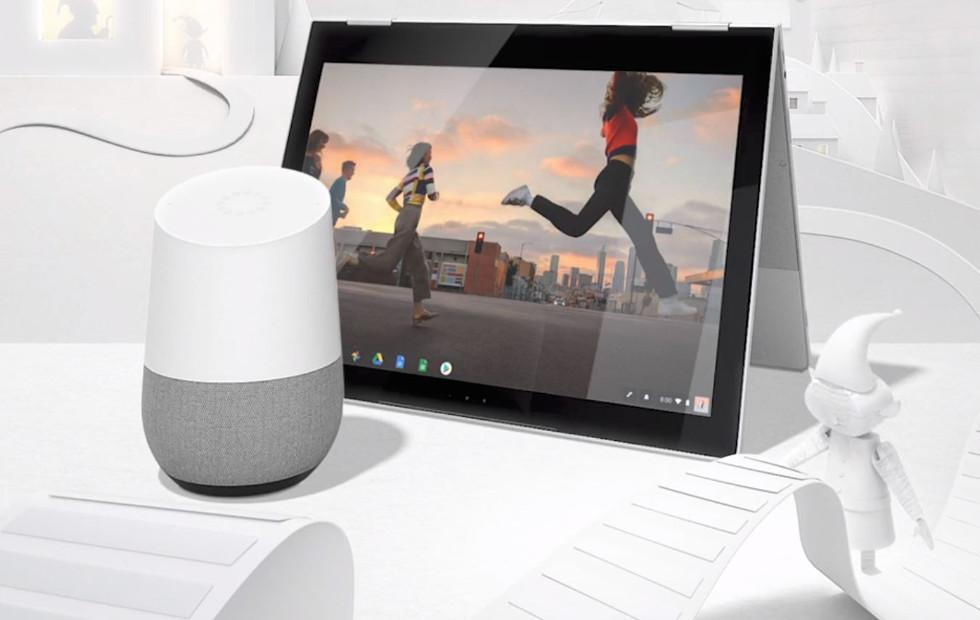 Google Pixelbook gets a holiday discount and a free Google Home