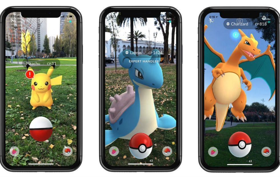 Pokemon GO AR+ update gives iPhone Trainers an edge
