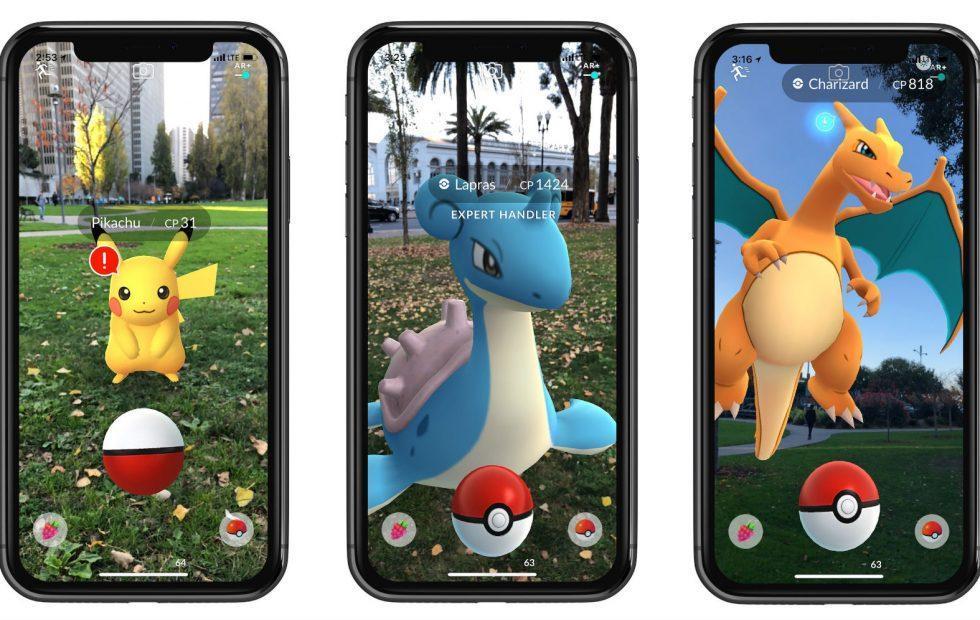 Pokemon GO AR+ update gives iPhone Trainers an edge - SlashGear