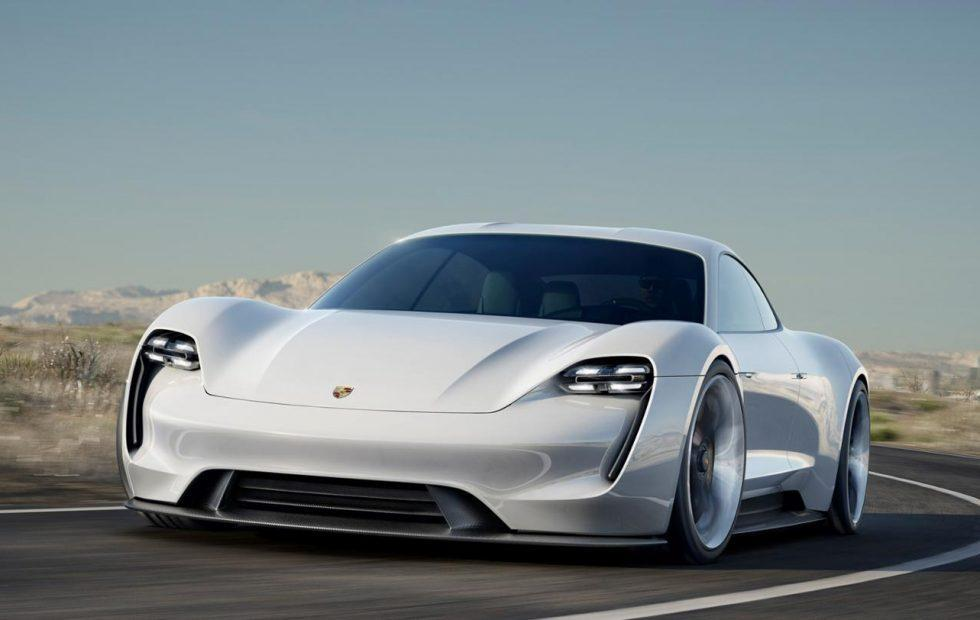 Porsche Mission E specs spill as Tesla rival forms
