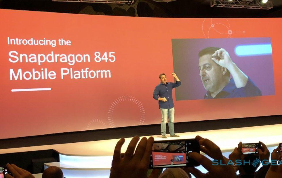 Qualcomm Snapdragon 845 official for 2018