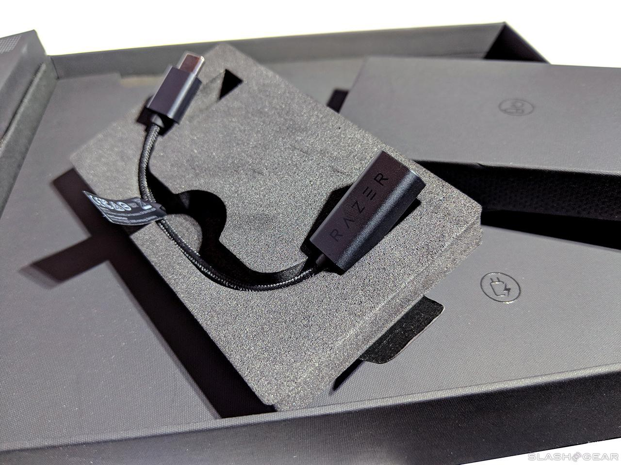 Razer Phone Review : Real Mobile Courage - SlashGear