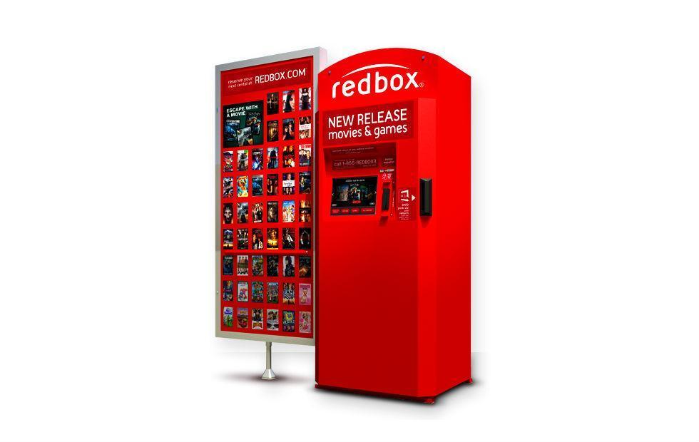 Redbox Universal movie rental deal eliminates kiosk disc delay