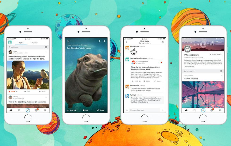Reddit app on Android, iOS gets a massive update