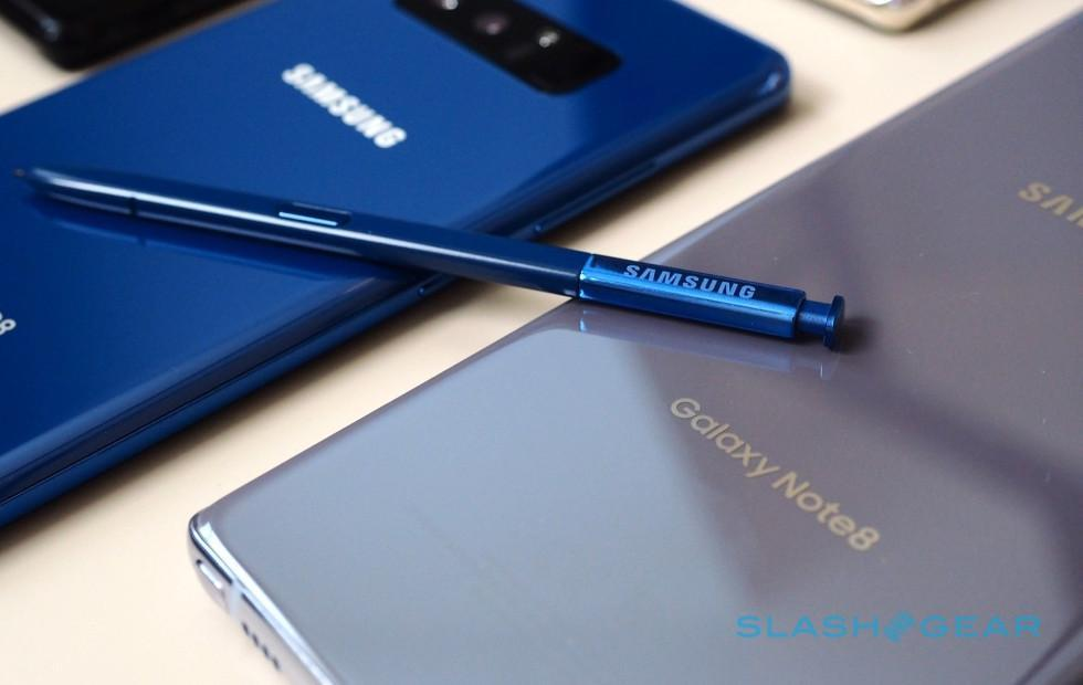 Galaxy Note 8 gets a built-in VPN in latest update