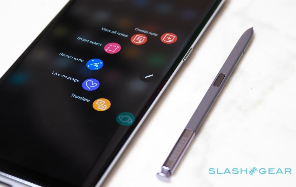 Galaxy Note 8 Android Oreo beta has been leaked if you want to risk it