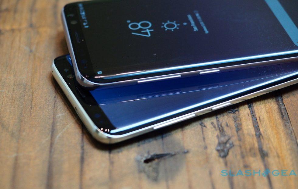 Galaxy S9 leak hints at Samsung's big display plans