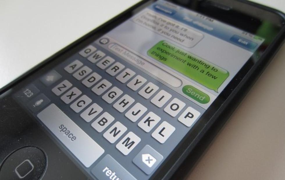Happy 25th birthday, text messaging!