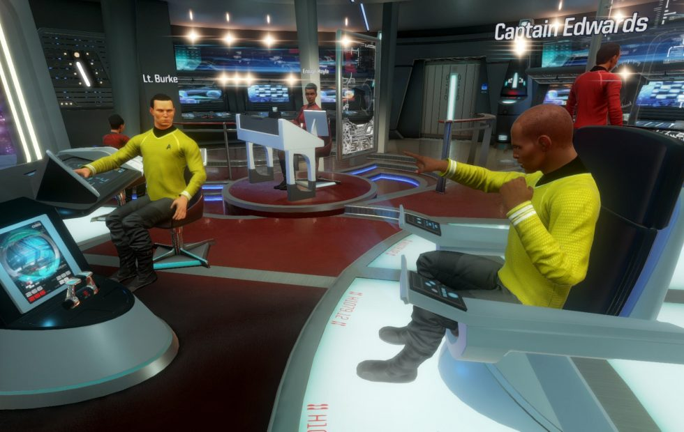 Star Trek: Bridge Crew loses the VR requirement