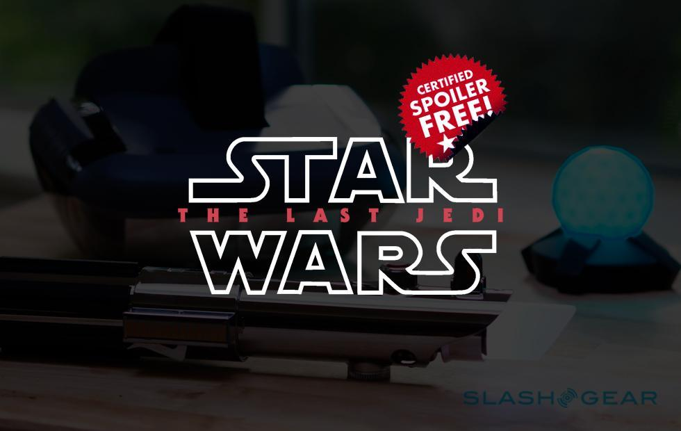 Lenovo Star Wars AR headset The Last Jedi release details