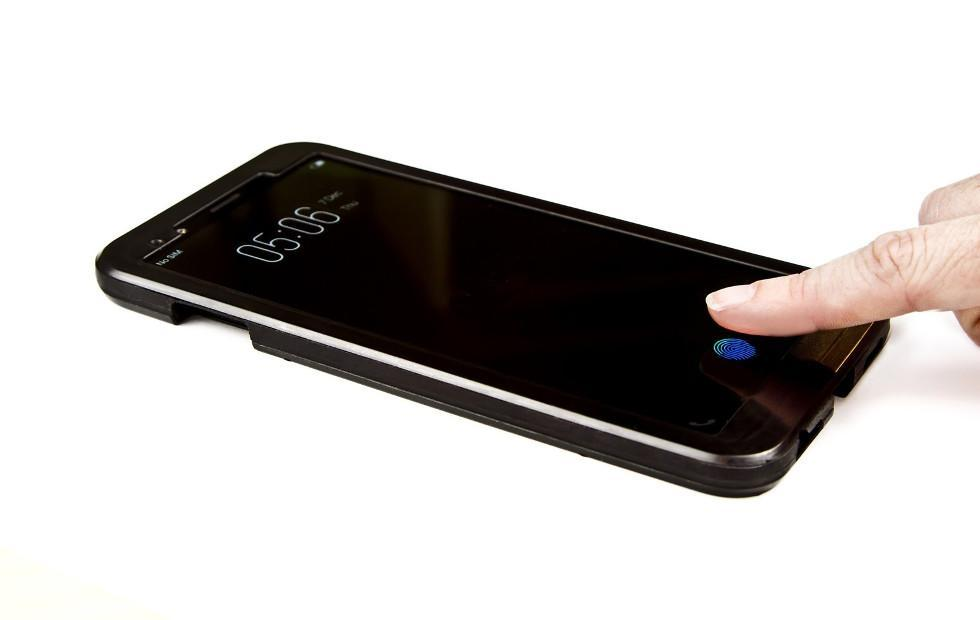 "Synaptics Clear ID in-display fingerprint scanner to go on  a ""Tier 1"" phone"