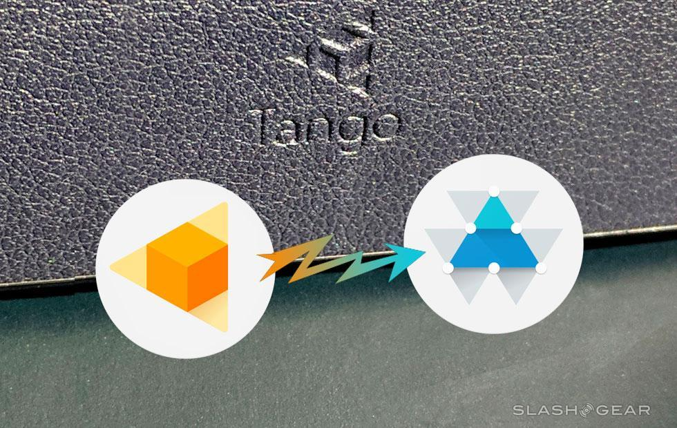 Google kills Project Tango in favor of ARCore