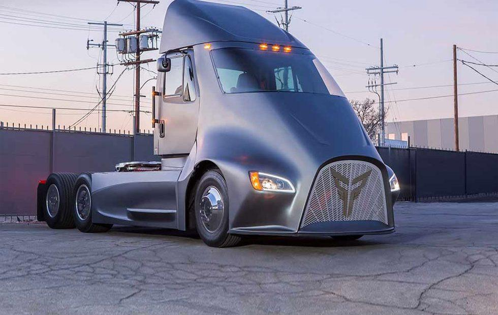 Thor Trucks electric big rig aims to put the hammer down on Tesla Semi
