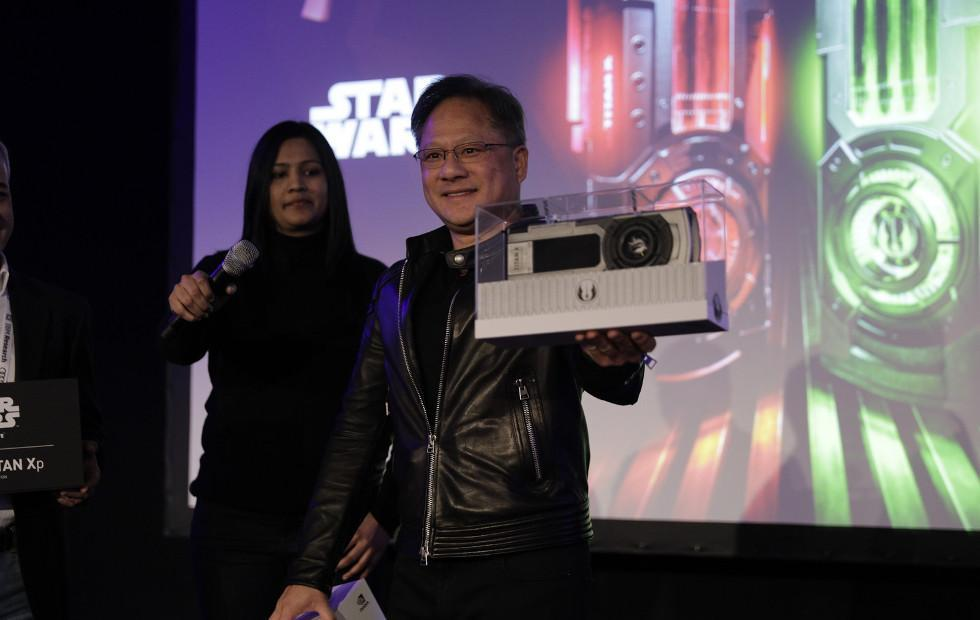 NVIDIA TITAN V is company's most powerful PC GPU yet