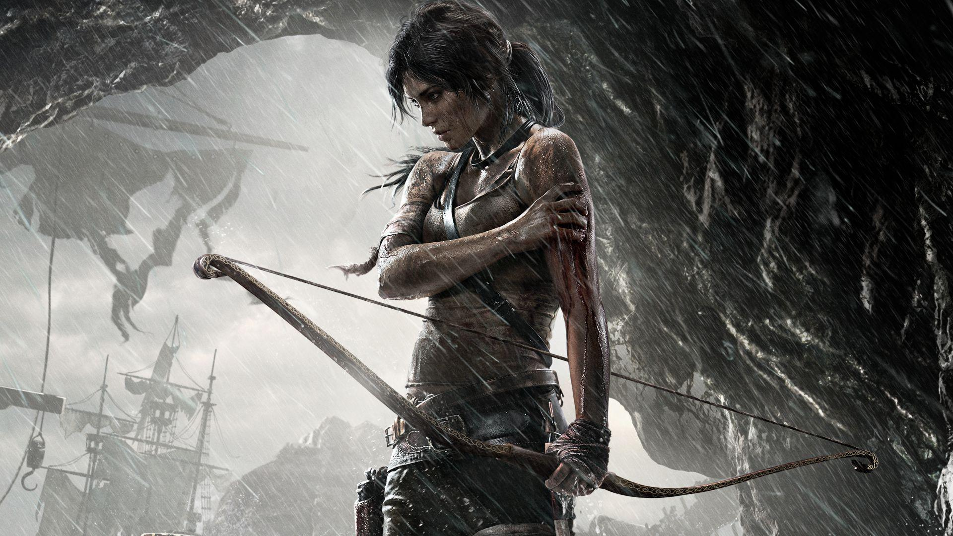 Tomb Raider 2018 Game Confirmed With Shadow Name Teaser Slashgear