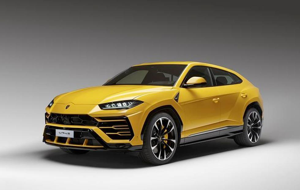 2019 Lamborghini Urus is a 650HP raging bull SUV