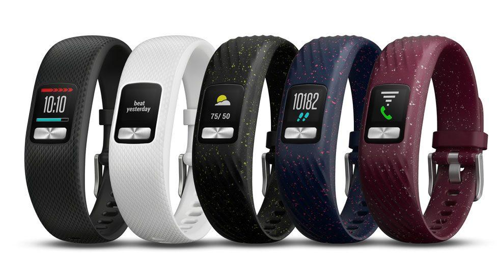 Garmin vivofit 4 family gets always-on screen and a year of battery life