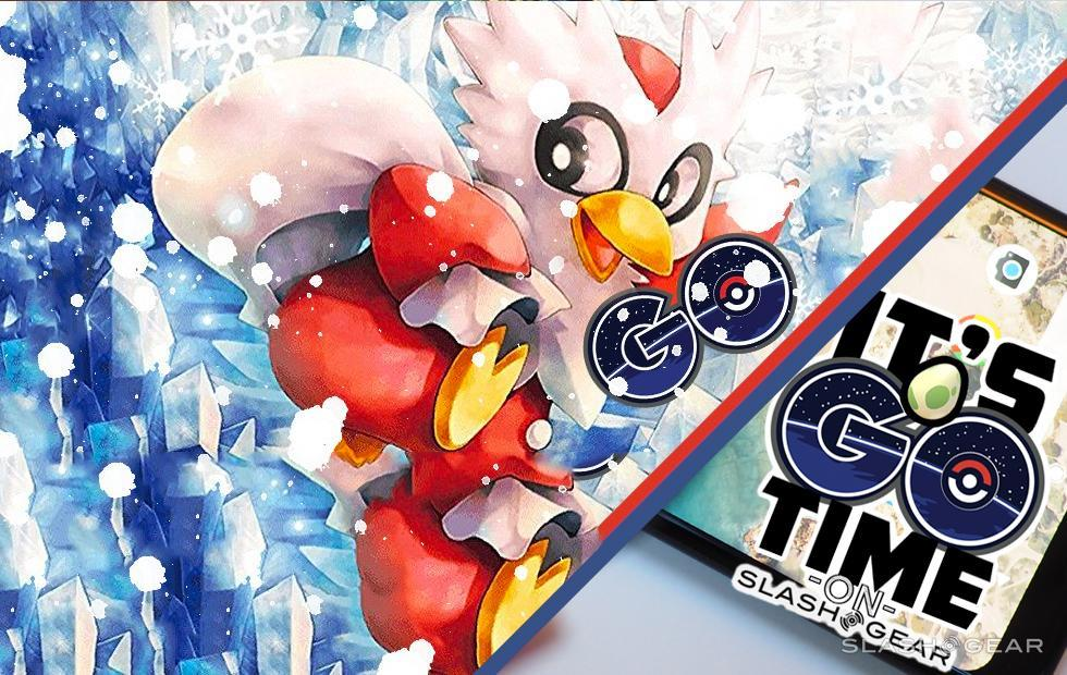 Christmas Update Pokemon Go.Pokemon Go Christmas Event 2017 Has 2 Big Secrets Slashgear