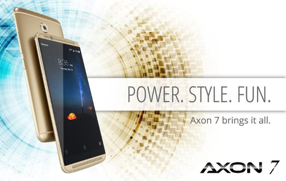 ZTE Axon 7 is still getting Android 8.0 Oreo