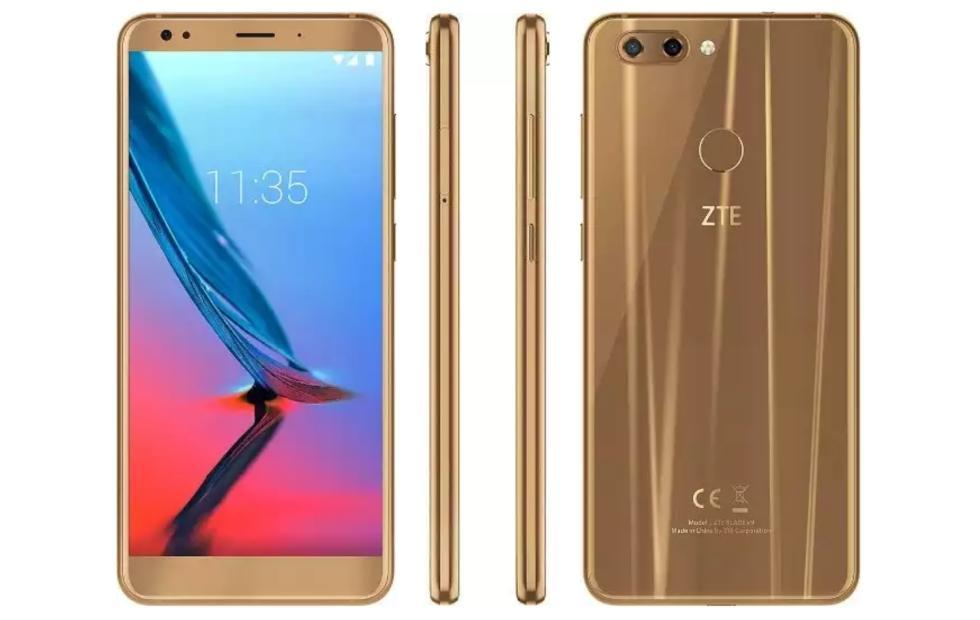 ZTE Blade V9 finally makes the jump to 18:9 screens